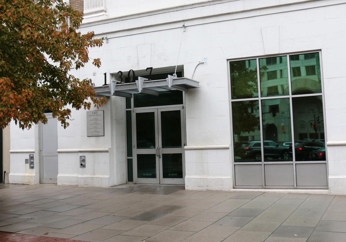 AACTE building