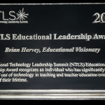 NTLS Award (Brian Harvey)